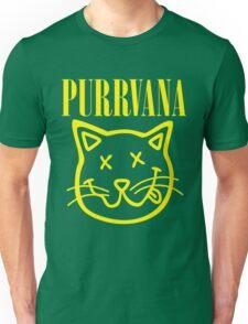 Purrvana Unisex T-Shirt