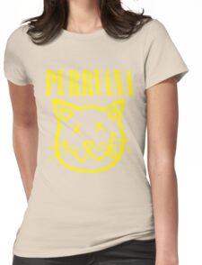 Purrvana Womens Fitted T-Shirt