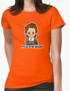 Lil Jack Womens Fitted T-Shirt