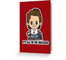 Lil Jack Greeting Card