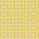 Shiny Yellow Plaid by RenaInnocenti
