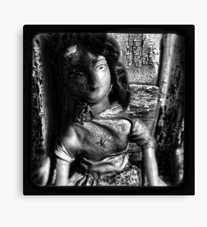 TTV- doll Canvas Print