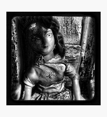 TTV- doll Photographic Print