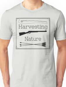 Harvesting Nature Logo T Unisex T-Shirt
