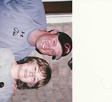 Isaac and Michael Cuddyer from the minnesota twins by rue2