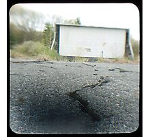 TTV- drive in  Photographic Print