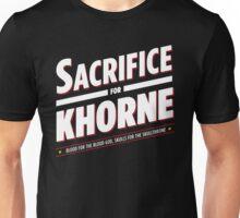 Sacrifice for Khorne Unisex T-Shirt
