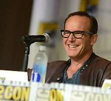 Clark Gregg - SDCC 2015 by elthompson1