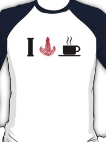 I HEART COFFEE T-Shirt