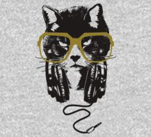 Hip Hop Angry Cat Design by EthosWear