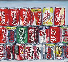Coke Classic by Tomas O'Maoldomhnaigh