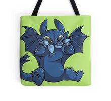 Toothless Chibi Tote Bag