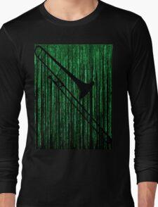 Matrix Musician - Trombonist Long Sleeve T-Shirt