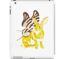 Elf Bunnyfly iPad Case/Skin