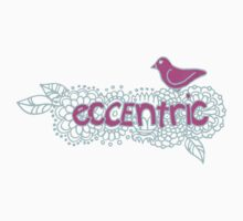 Eccentric (on dark colours) One Piece - Long Sleeve