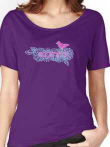 Eccentric (on dark colours) Women's Relaxed Fit T-Shirt