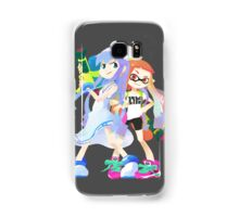 Splatoon X Squid Girl Samsung Galaxy Case/Skin