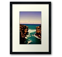 A wonder of the natural world. Framed Print