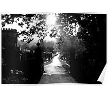 The gateway to somewhere beautiful. Poster