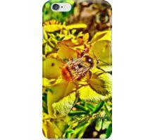 Elusive Bee iPhone Case/Skin