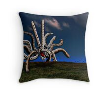Get Off My Lawn!!! Dagnabbit! Throw Pillow