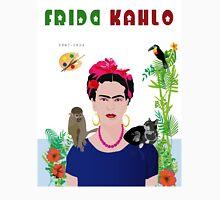 Homage to Frida Kahlo Women's Tank Top