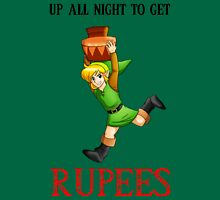 Up All Night To Get Rupees Unisex T-Shirt