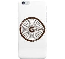 Duquette Cousins Wannabe - Brown iPhone Case/Skin