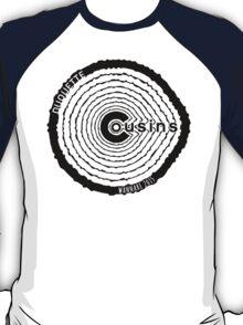 Duquette Cousins Wannabe - Black T-Shirt
