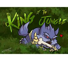 Warwick - King of the Junglers Photographic Print