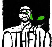 Othello by sofapillows