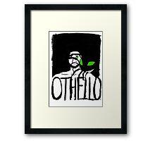 Othello Framed Print