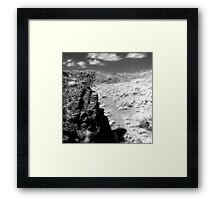 Black Canyon of the Colorado (8/28/2010) Framed Print