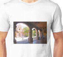 Balboa Park Halls Unisex T-Shirt