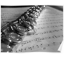 flute Poster