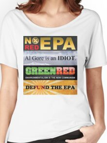Defund The EPA Women's Relaxed Fit T-Shirt