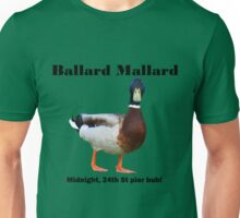 Ballard Mallard Unisex T-Shirt