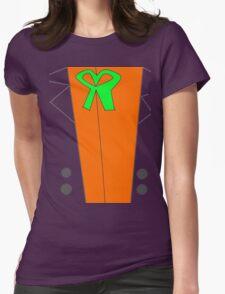 The Joker Womens Fitted T-Shirt