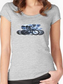 Ride Like The Wind Women's Fitted Scoop T-Shirt