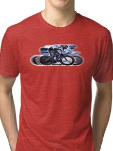 Ride Like The Wind Tri-blend T-Shirt