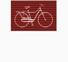 Red Bike Lines Unisex T-Shirt