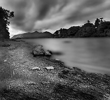 Moody Derwentwater by Phil-Edwards
