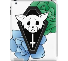 Kitty Casket Colour iPad Case/Skin