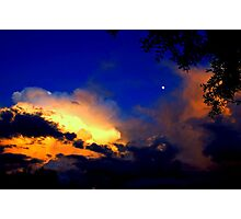 The Most Beautiful Floridian Storm  Photographic Print