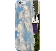 At the Truck Stop iPhone Case/Skin