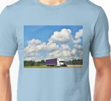 At the Truck Stop Unisex T-Shirt