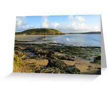 Cornwall: Daymer Bay Greeting Card