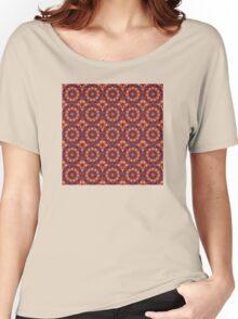 Terra Cotta Women's Relaxed Fit T-Shirt