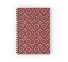 Terra Cotta Spiral Notebook