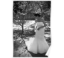 The Bride - Cendrine Poster